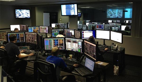 银行金库视频监控系统案例