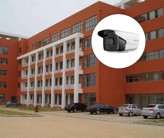 学校安防监控工程方案