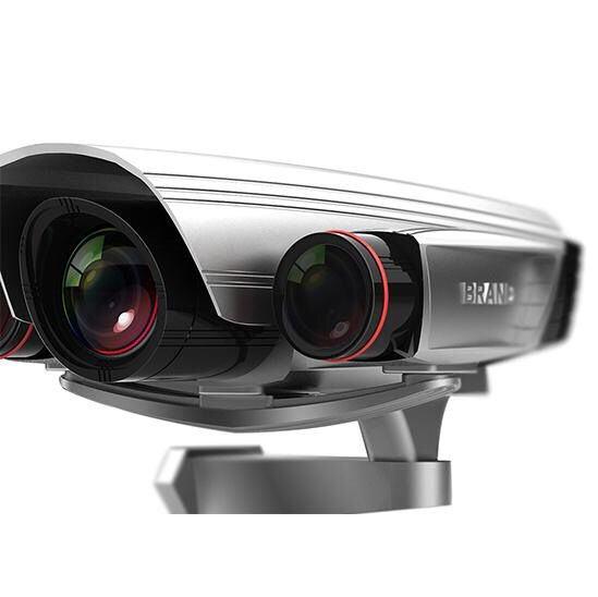 网络监控摄像机安装解决方案